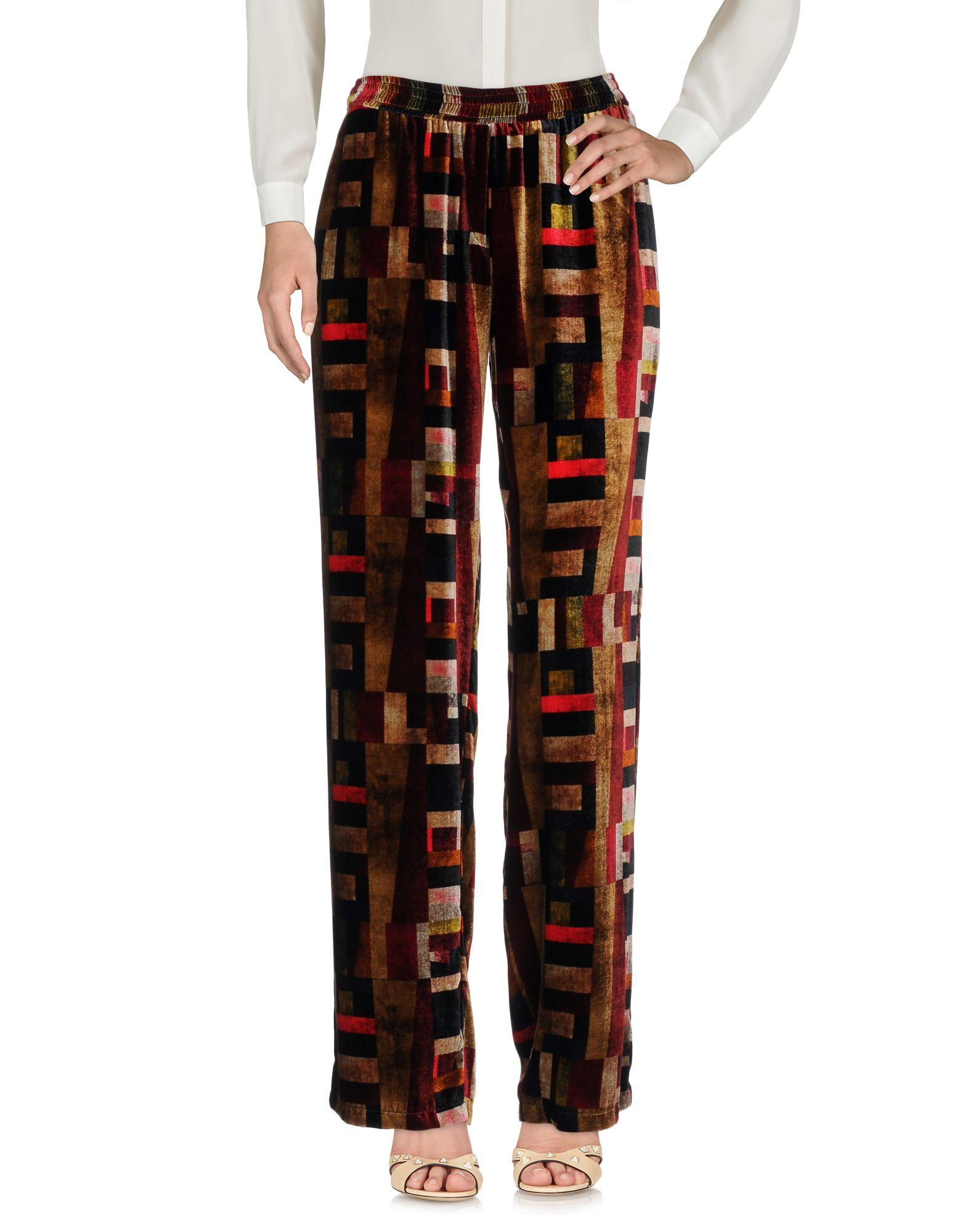 LUNA BI Повседневные брюки брюки luna брюки