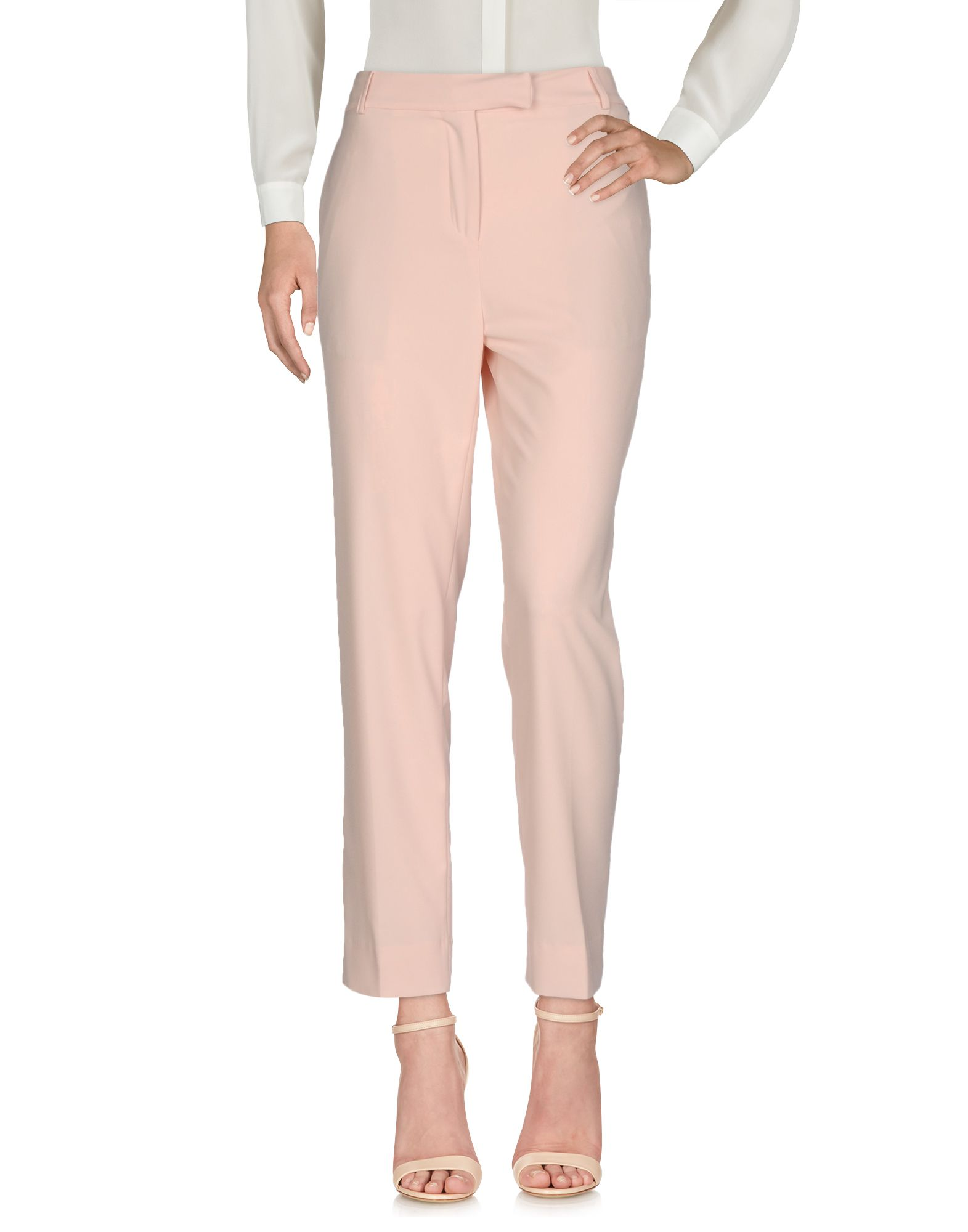 ALESSANDRO DELL'ACQUA Casual Pants in Light Pink