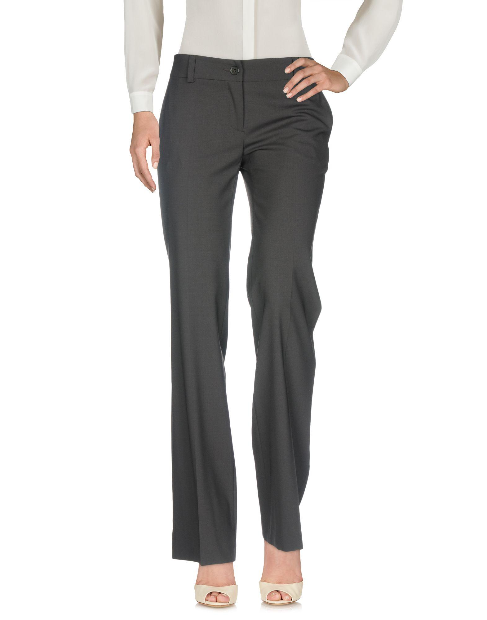 MARIA DI RIPABIANCA Повседневные брюки pal zileri concept однотонный пиджак