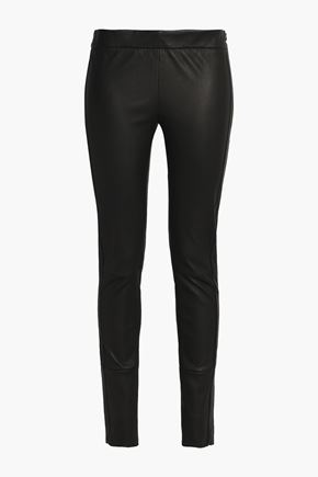 TOM FORD Leather skinny pants