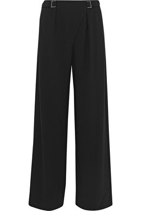 ZIMMERMANN Crepe wide-leg pants