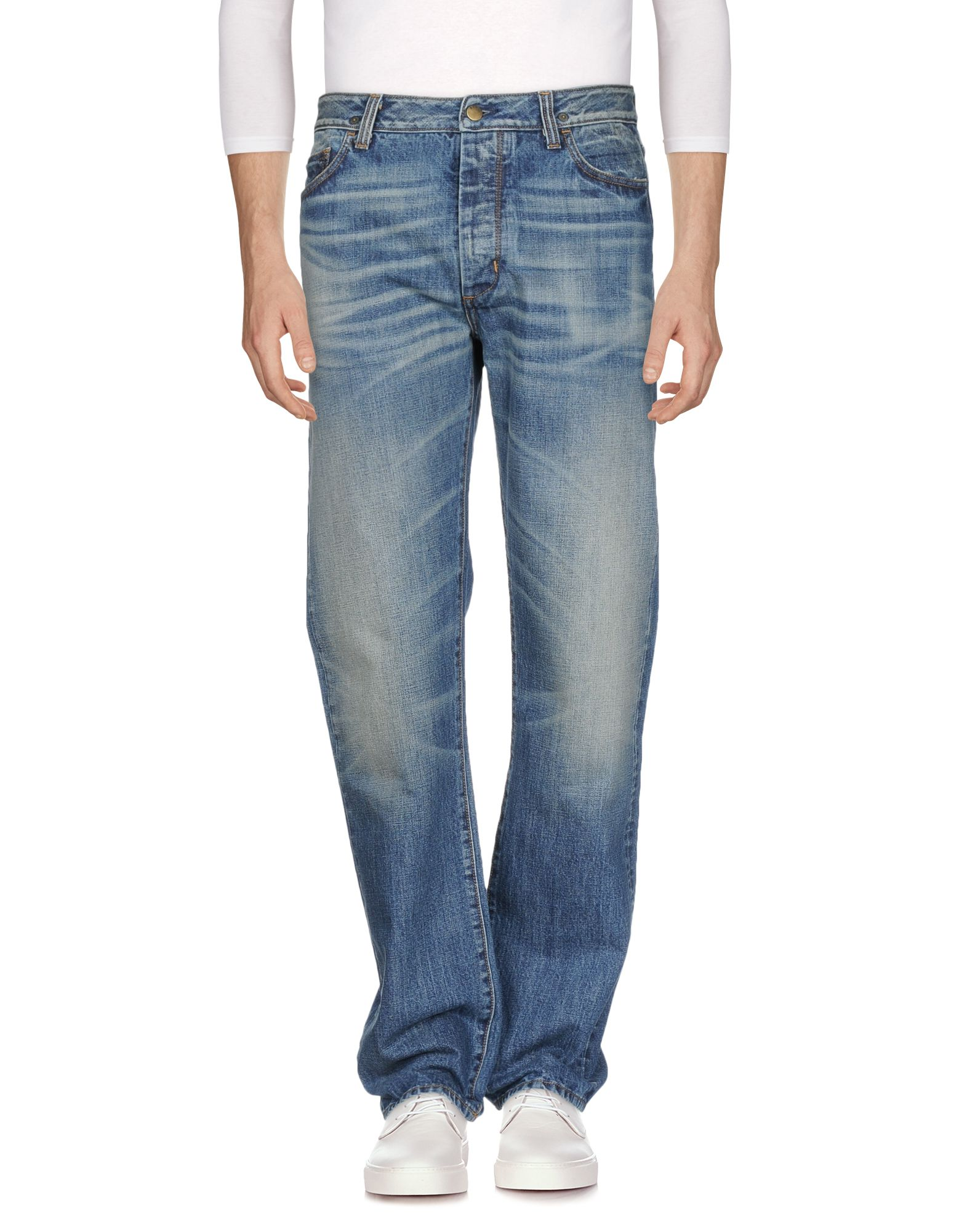 RING Denim Pants in Blue