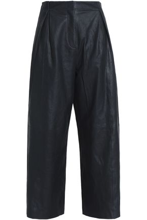 VEDA Leather culottes