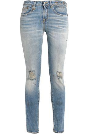 R13 Slim Leg