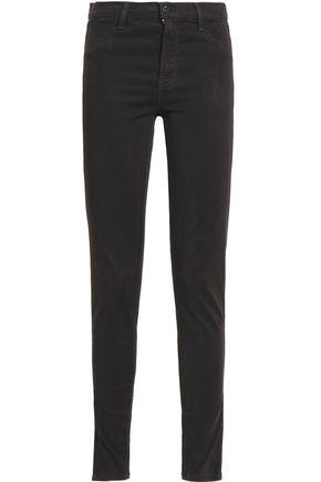 J BRAND Super Skinny high-rise skinny jeans