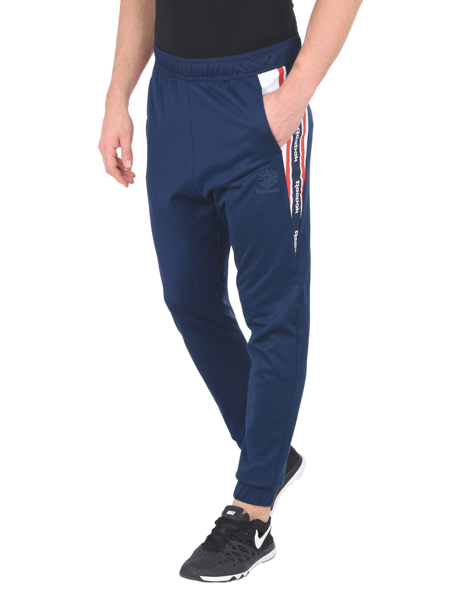 REEBOK Повседневные брюки футболка спортивная reebok reebok re160ewfkwz1