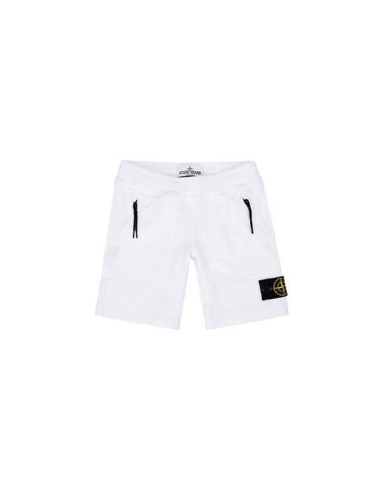 STONE ISLAND BABY Fleece Trousers 60542