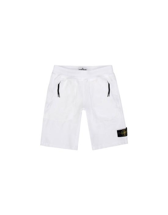 Fleece Pants 60542  STONE ISLAND JUNIOR - 0