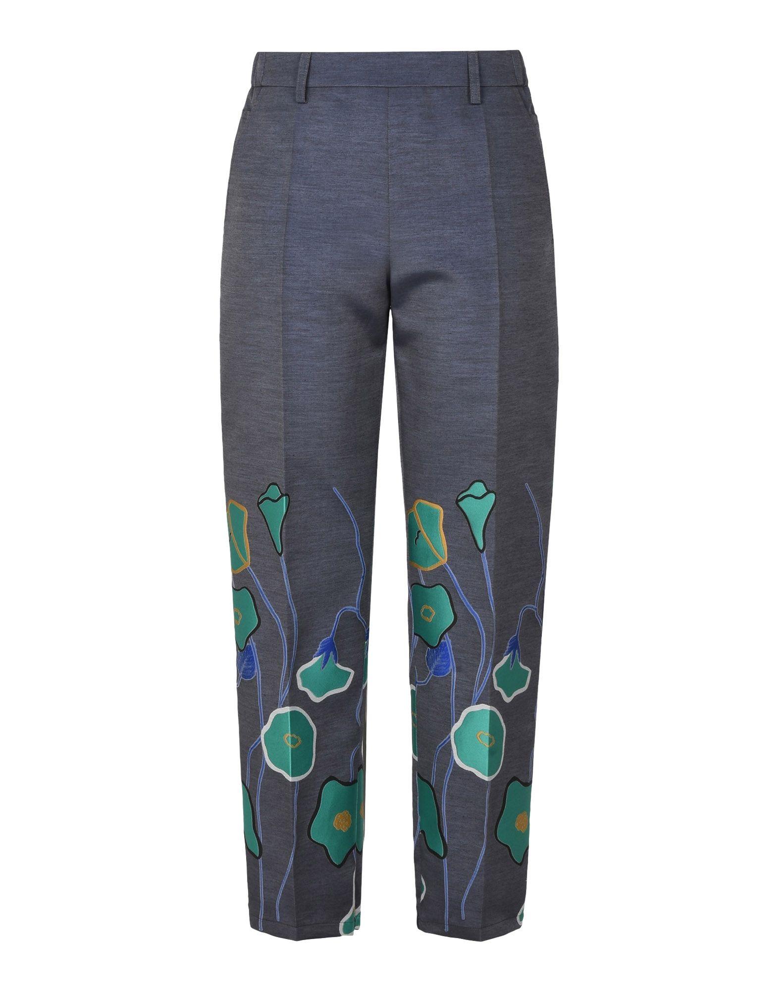 GIORGIO ARMANI Повседневные брюки подарочный набор giorgio armani acqua di gio for men