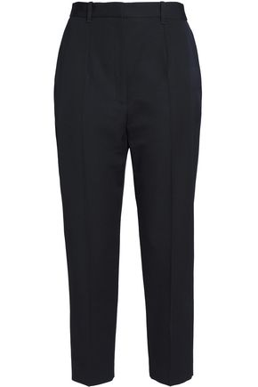 ALEXANDER MCQUEEN Virgin wool tapered pants