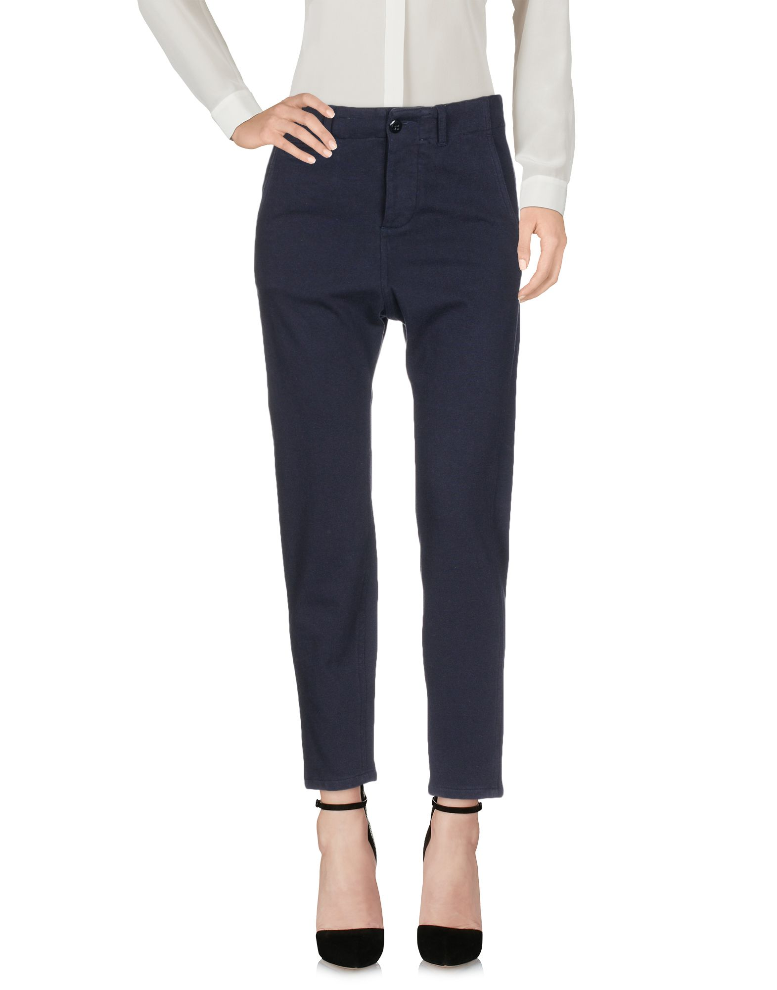 NLST Casual Pants in Dark Blue