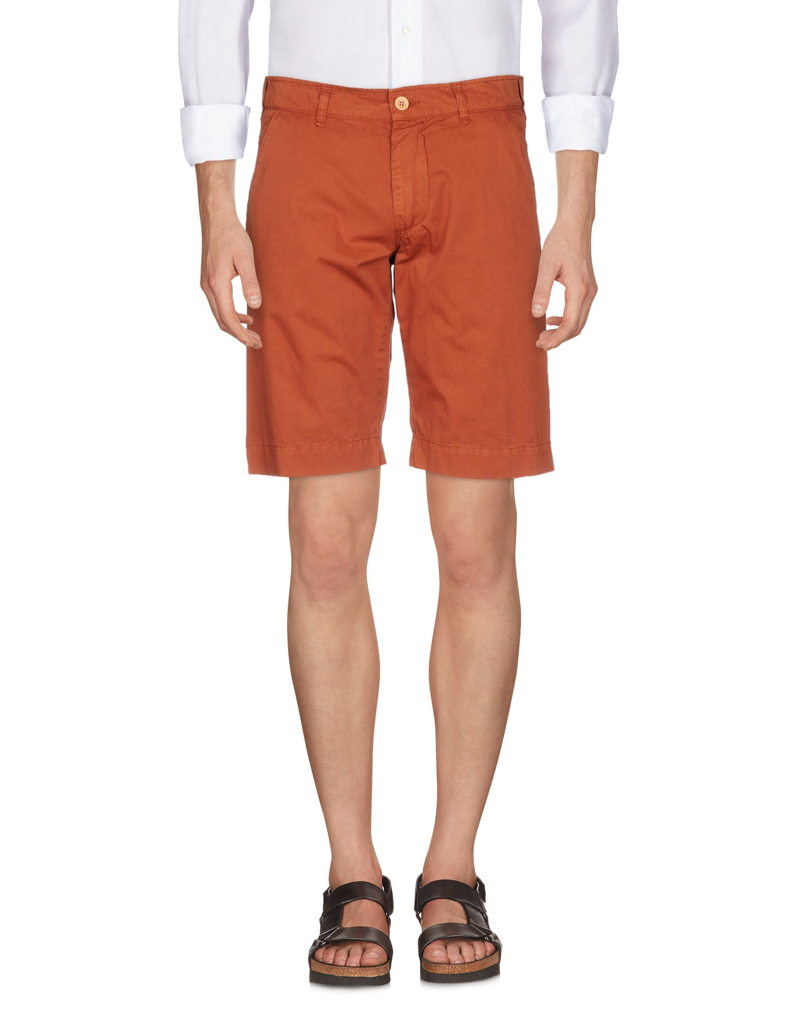 PERFECTION Shorts & Bermuda in Brown