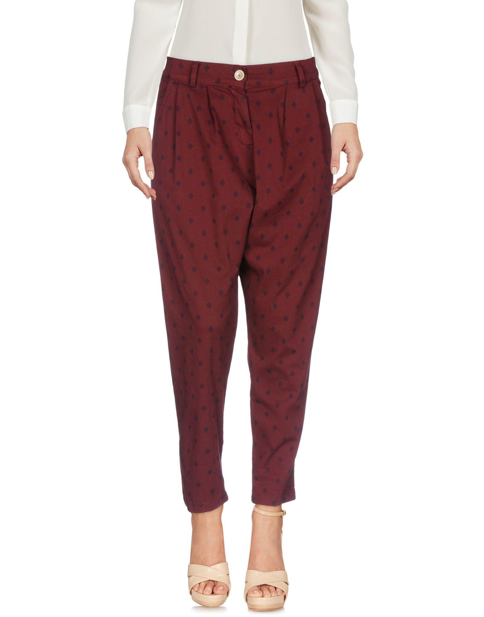 купить BOUTIQUE de la FEMME Повседневные брюки по цене 1500 рублей