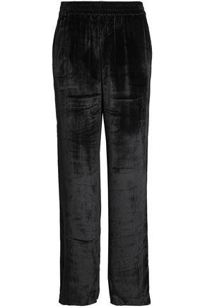 J BRAND Velvet wide-leg pants