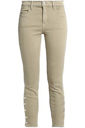 J BRAND Suvi mid-rise skinny jeans