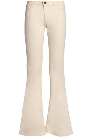 ALICE + OLIVIA Ryley low-rise flared jeans