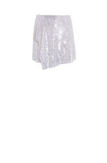 ALBERTA FERRETTI Sequin mini-skirt SEQUINED SKIRT Woman e
