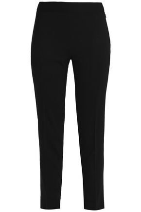 DKNY Wool-blend tapered pants