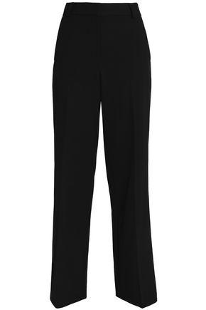DKNY Wool straight-leg pants