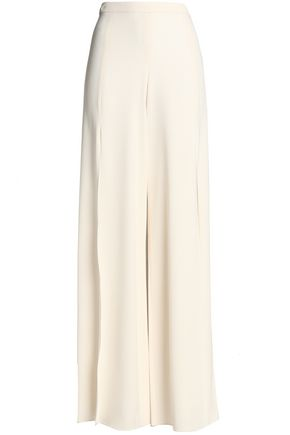HAUTE HIPPIE Crepe wide-leg pants