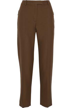 NINA RICCI Wool straight-leg pants