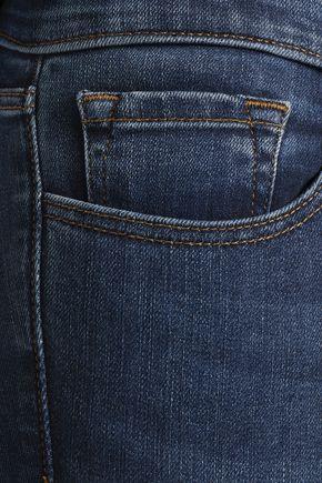 J BRAND Low-rise skinny jeans
