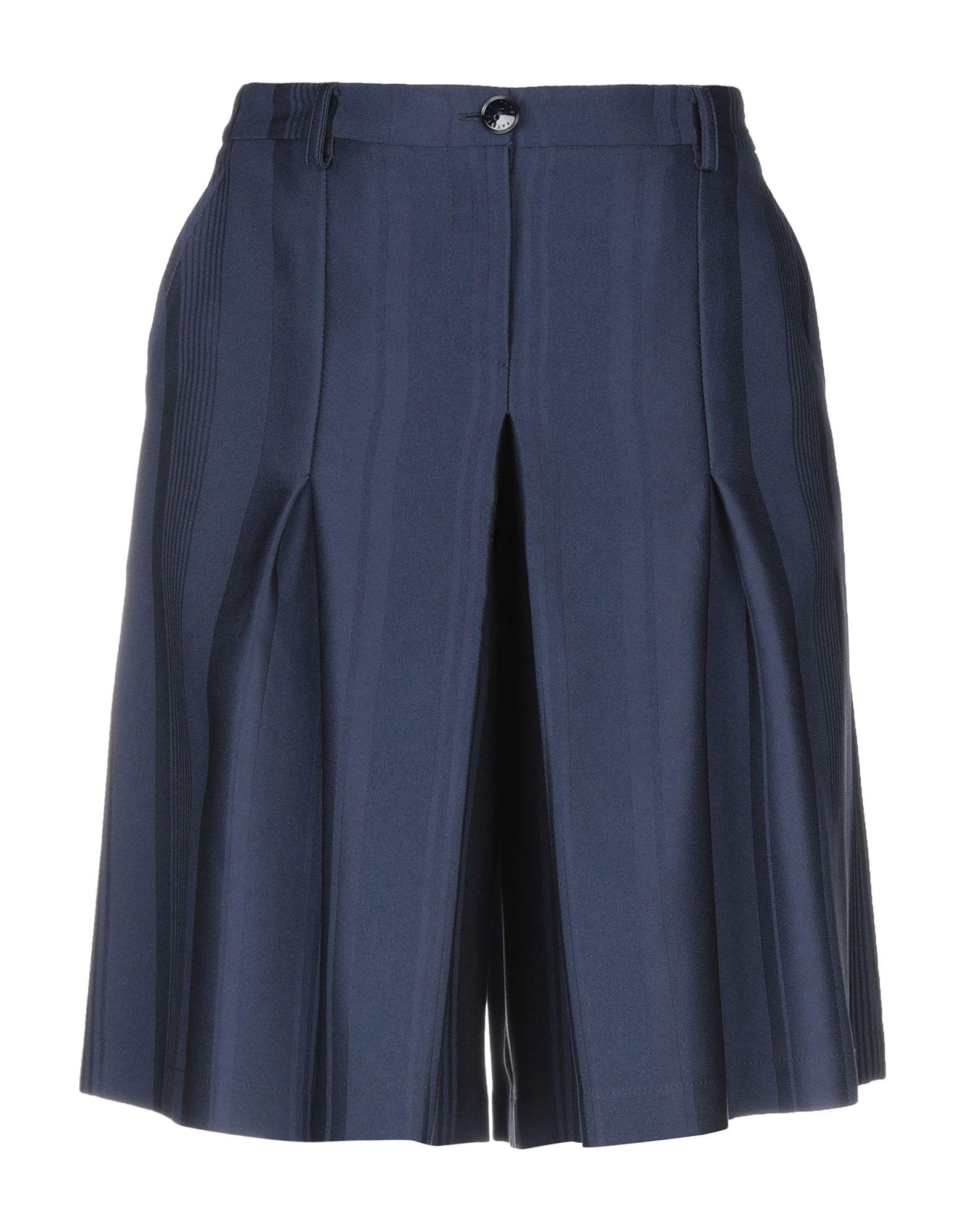 PATRIZIA PEPE Бермуды patrizia pepe широкие джинсы