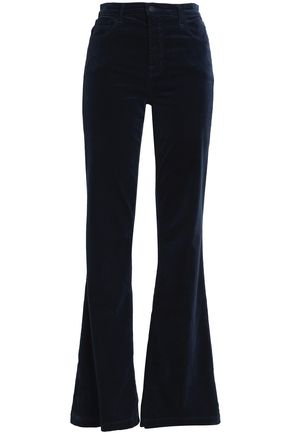J BRAND High-rise flared jeans