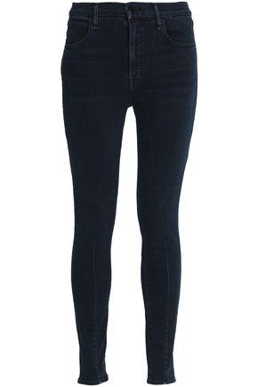 J BRAND High-rise skinny jeans