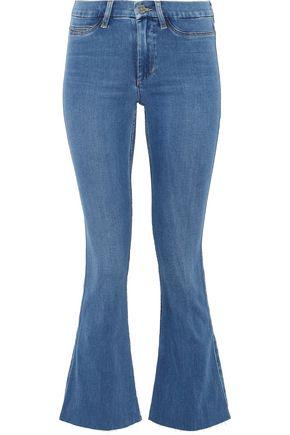 M.I.H JEANS Marrakesh mid-rise kick-flare jeans