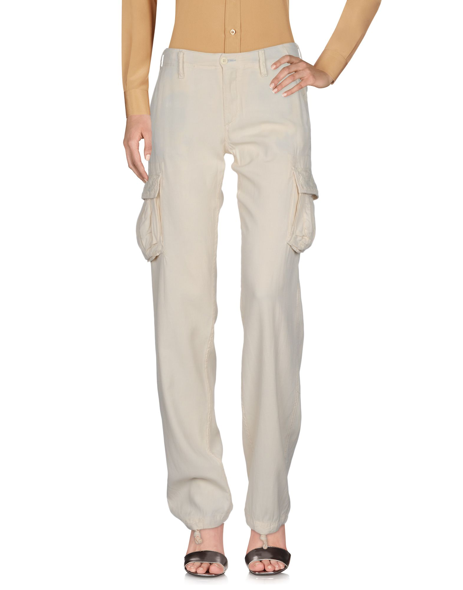 MASON'S Casual Pants in Ivory