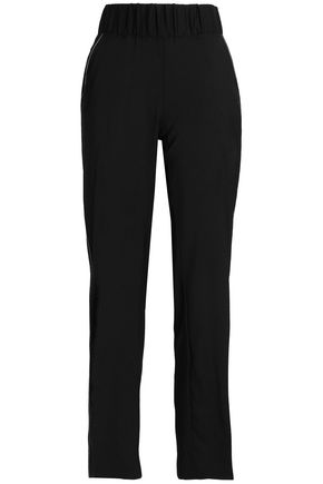 TOTÊME Wool-blend straight-leg pants