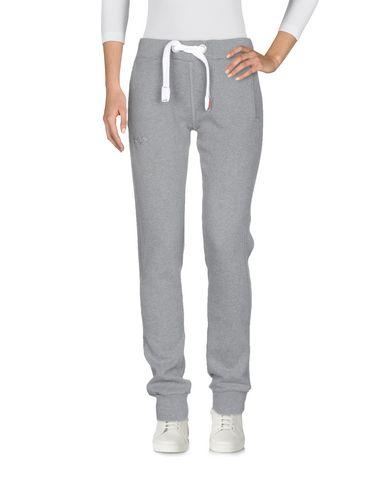 SUPERDRY Damen Hose Grau Größe M 80% Baumwolle 20% Polyester