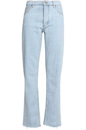 M.I.H JEANS High-rise straight-leg jeans