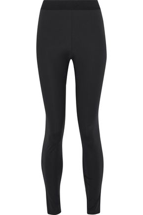 T by ALEXANDER WANG Stretch-jersey leggings