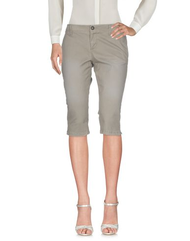SUPERDRY Damen Caprihose Grau Größe XS 98% Baumwolle 2% Elastan