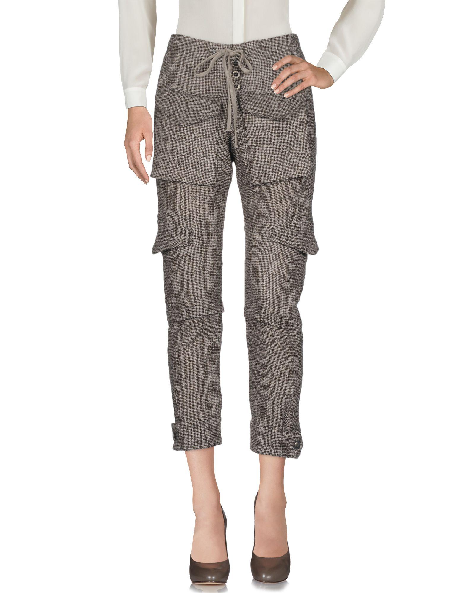 GREG LAUREN Повседневные брюки брюки greg horman greg horman gr020emxgz64