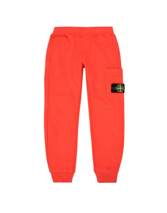 STONE ISLAND KIDS Fleece Trousers 60340