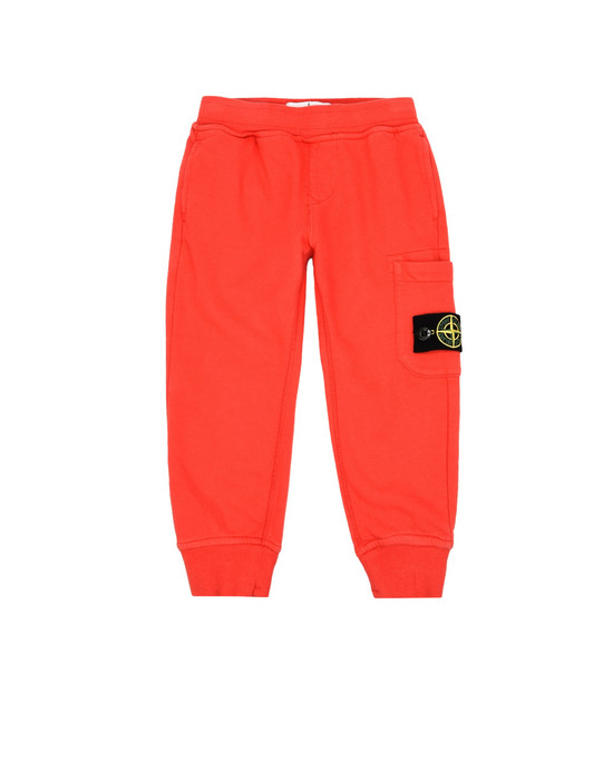 Pantaloni in felpa 60340 STONE ISLAND JUNIOR - 0