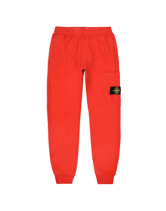 STONE ISLAND JUNIOR Fleece Trousers 60340