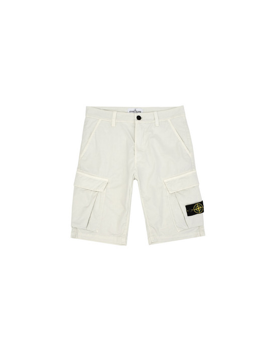 Pantaloni in felpa L0510 TC+OLD STONE ISLAND JUNIOR - 0