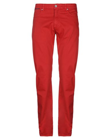 Фото - Повседневные брюки от BROOKSFIELD кирпично-красного цвета
