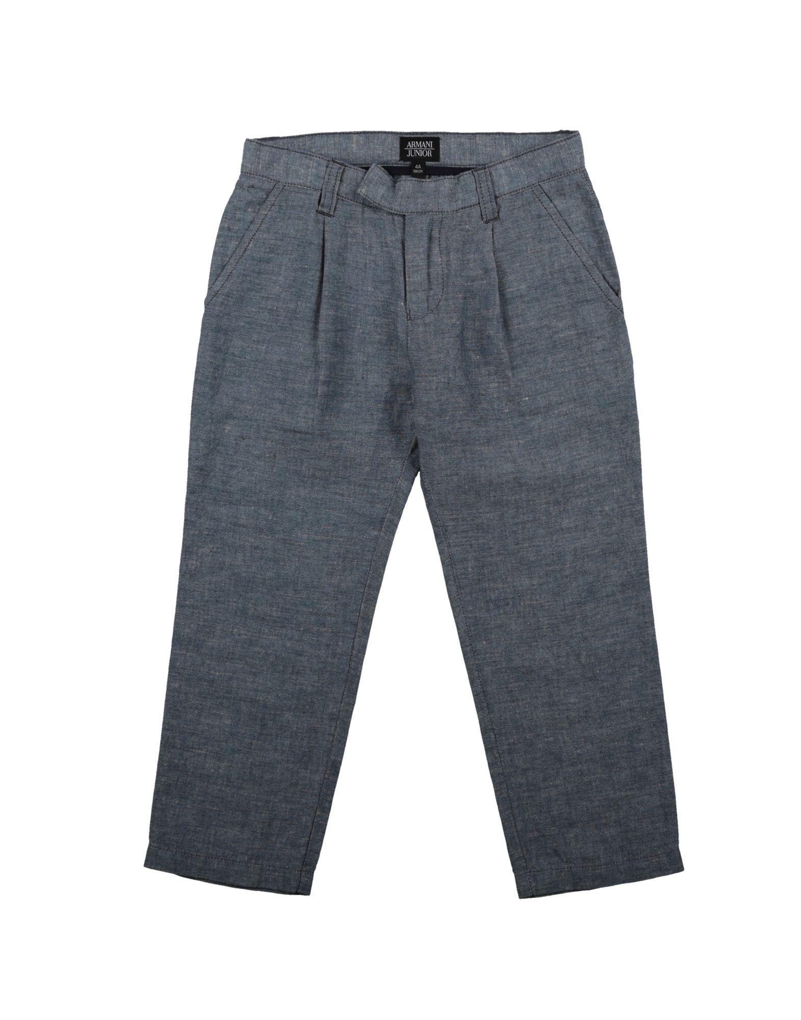 ARMANI JUNIOR Повседневные брюки брюки armani junior armani junior ar038ebzzo00