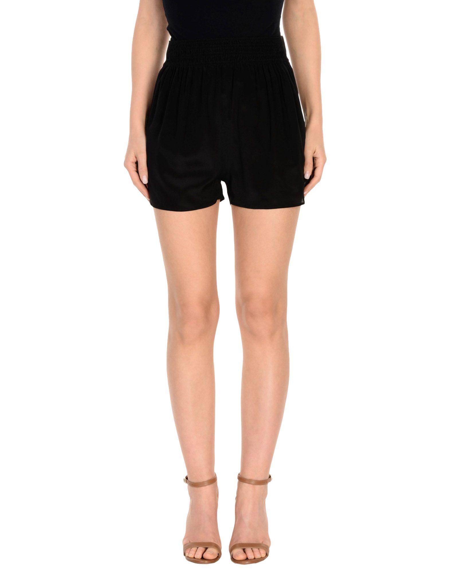 D.EFECT Shorts & Bermuda in Black