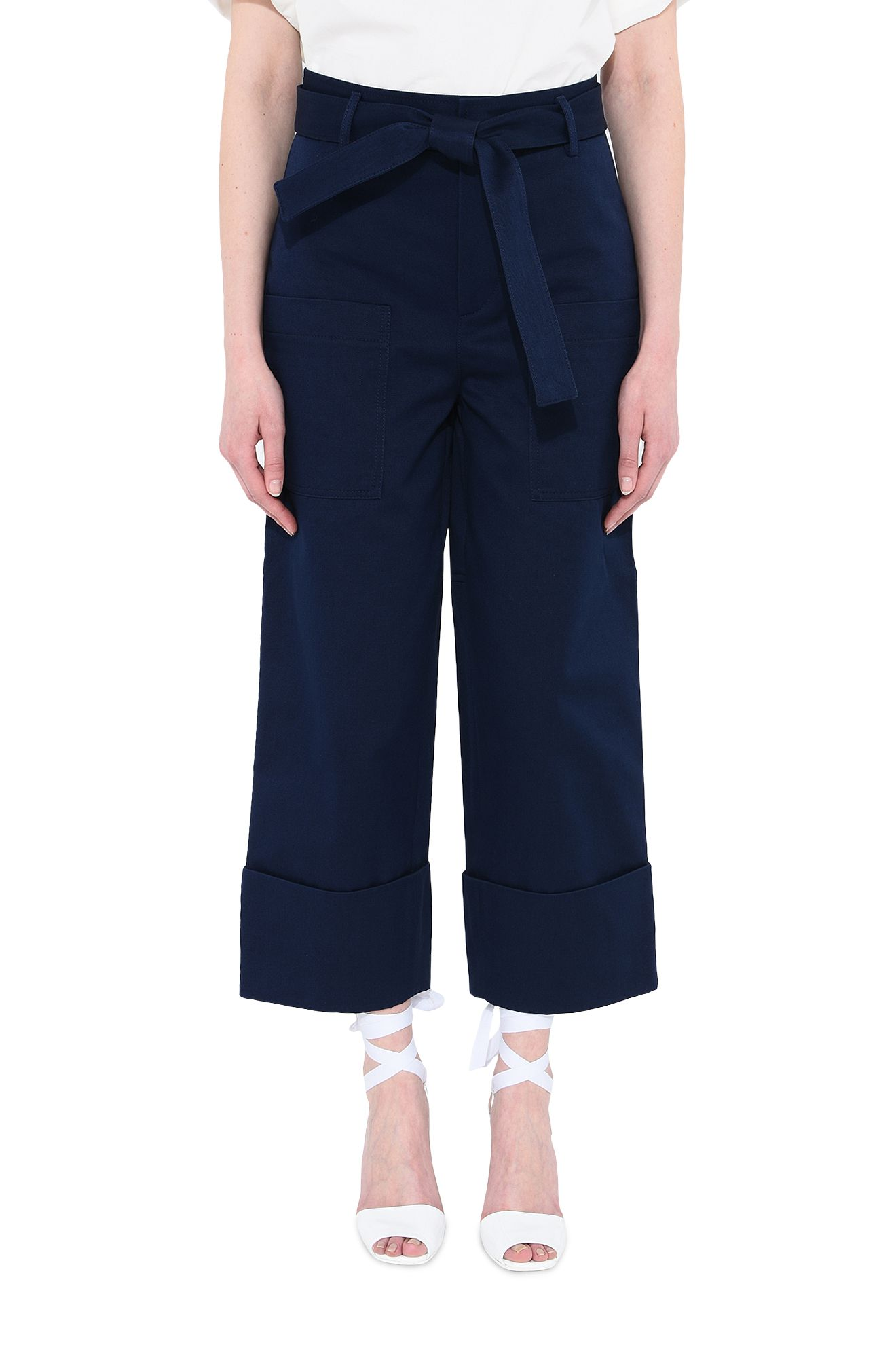 PHILOSOPHY di LORENZO SERAFINI PANTS Woman r