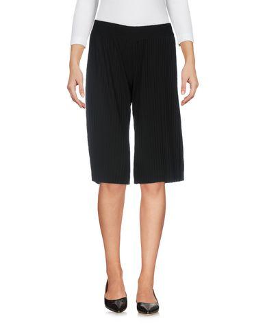 Pantaloni bermuda Nero donna BOUTIQUE de la FEMME Bermuda donna