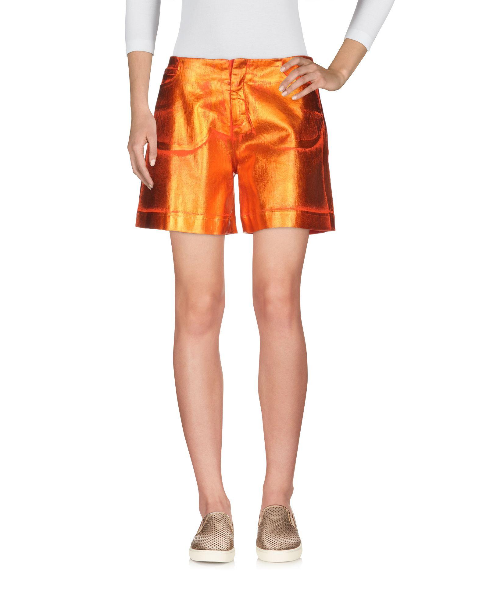 MM6 MAISON MARGIELA Джинсовые шорты недорго, оригинальная цена