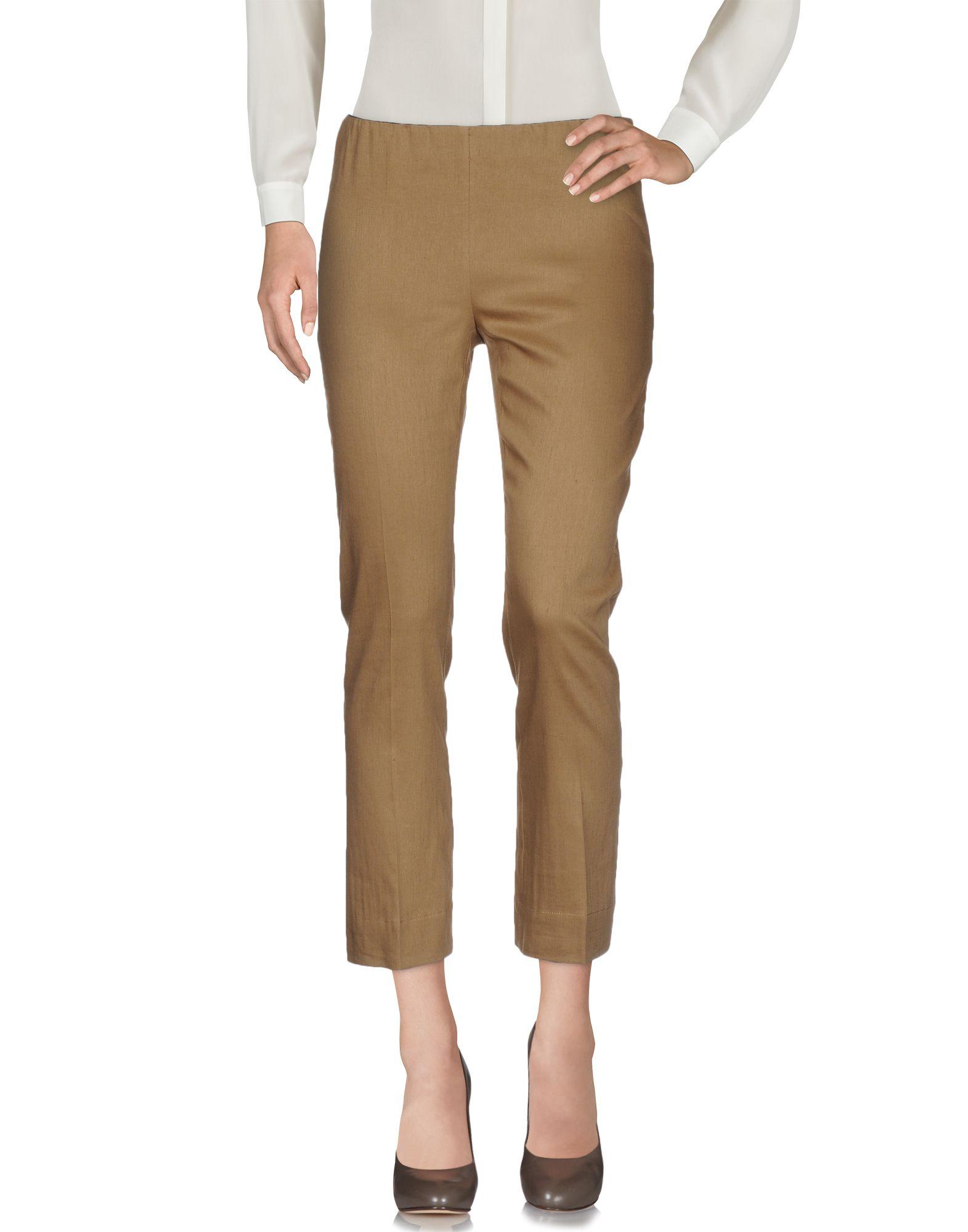 LIVIANA CONTI Повседневные брюки юбка однотонная короткая