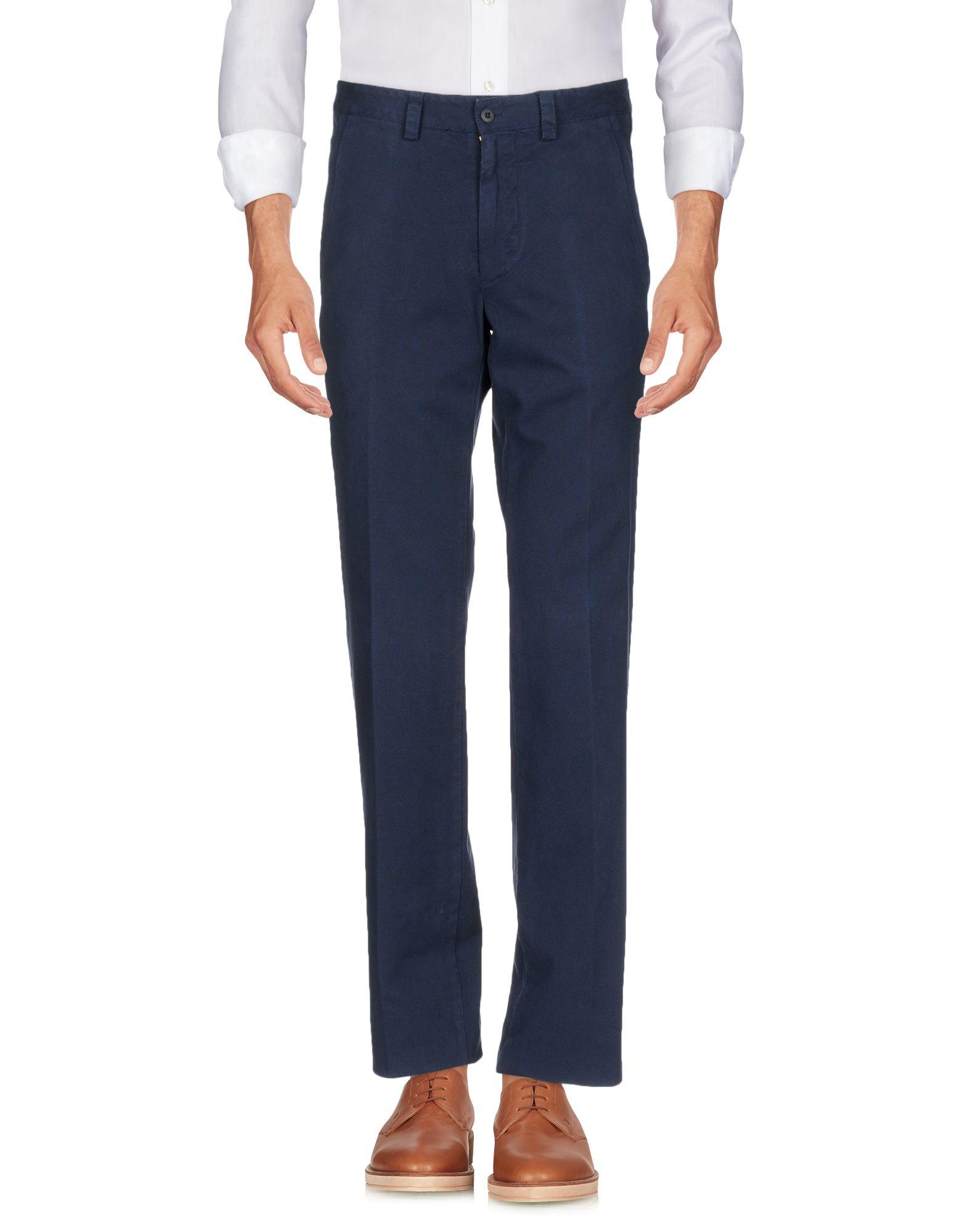 《セール開催中》JEY COLE MAN メンズ パンツ ダークブルー 46 コットン 100%