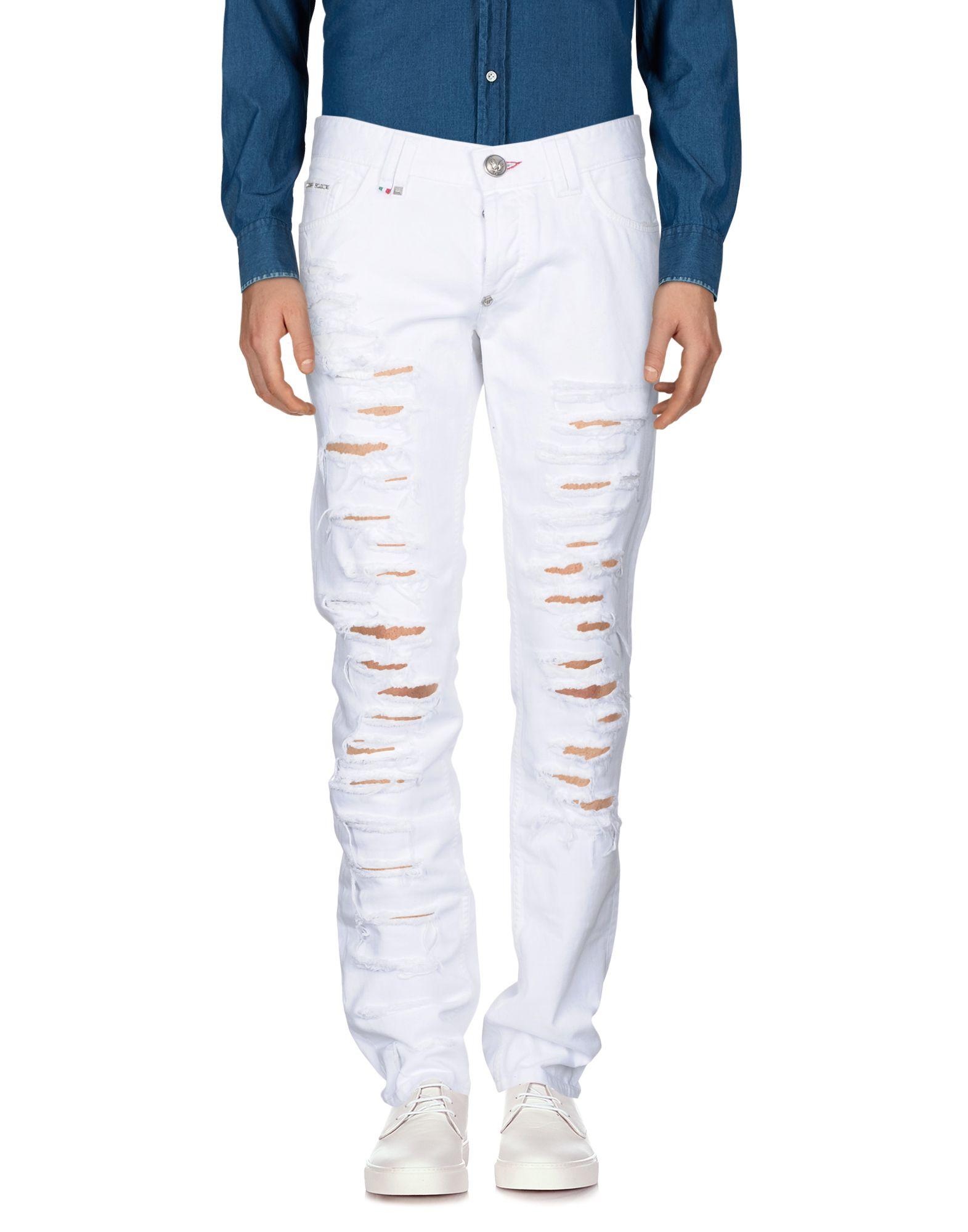 PHILIPP PLEIN Повседневные брюки fit gt 900 page 3